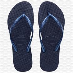 Havaianas Slim navy Donkerblauw