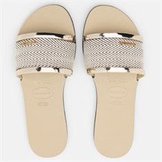 Havaianas Trancoso premium sand/grey Zand