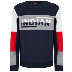 Indian bl. b 854 Blauw