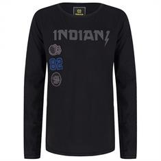 Indian bl. b IBB28-3515 Zwart