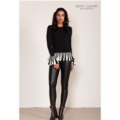 Jacky luxury JLFW18010 Zwart
