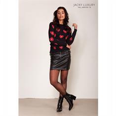 Jacky luxury JLFW18011 Zwart
