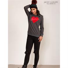 Jacky luxury JLFW18052 Antraciet