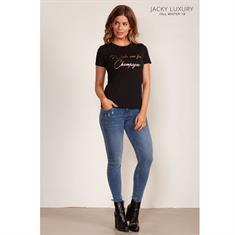 Jacky luxury JLFW18060 Zwart