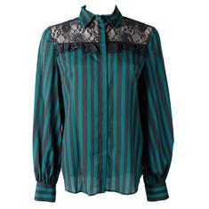 Liu jo jeans B3507 Groen dessin