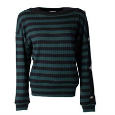 Liu jo jeans F69189J5827 Groen dessin
