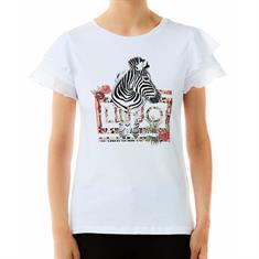 Liu jo jeans FA0332J59520 Zebra