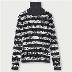 Liu jo jeans MF0105MA491 Leopard