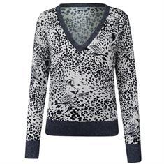 Liu jo jeans MF0108MA491 Leopard