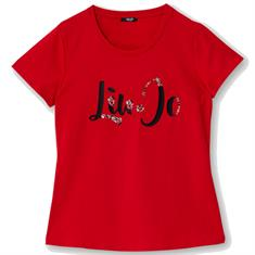 Liu jo jeans TF0063J0088 Rood
