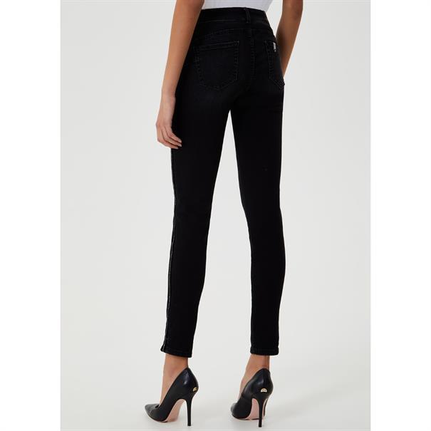 Liu jo jeans UF0013 D4370 Zwart