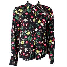 Liu jo jeans WA0032T5808 Zwart dessin