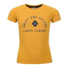 Looxs girls 511 Mosterdgeel