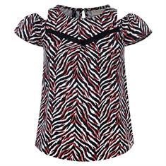 Looxs girls 680 Zebra