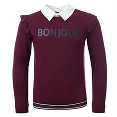 Looxs girls 832-5452-280 Bordeaux
