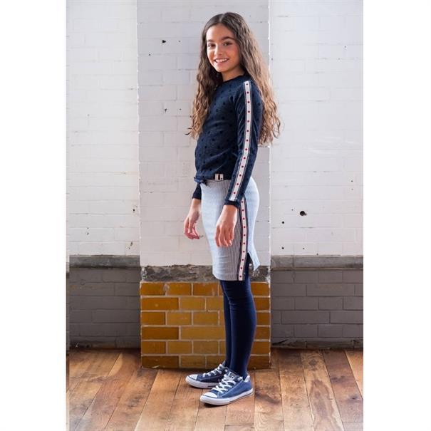 Looxs girls 901-5416-190 Donkerblauw