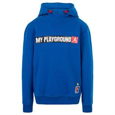 Monta Jr. My hood's playgr Blauw