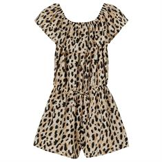 Name it Girls Peyote Leopard