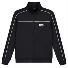 Nik & nik b Alain track jacket 9000 Zwart