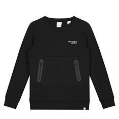 Nik & nik b Ayden Sweater Zwart