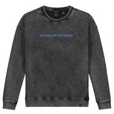 Nik & nik b Dexter sweater 9000 Zwart