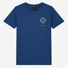 Nik & nik b Remy t-shirt 7049 Blauw