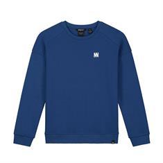 Nik & nik b Rene sweater 7049 Blauw