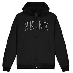 Nik & nik b Roger bomber jacket 9000 Zwart
