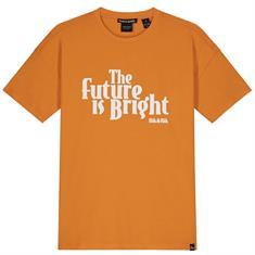 Nik & nik g Future t-shirt 3500 Oranje