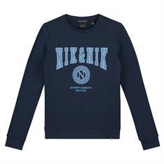 Nik & nik g G 8-912 2004 Kobaltblauw
