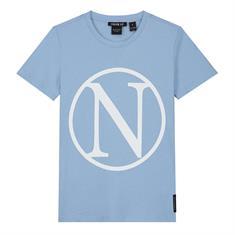 Nik & nik g Kim n t-shirt 7102 Blauw