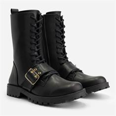 Nik & nik g Kiomy boots 9000 Zwart