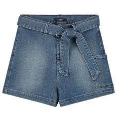 Nik & nik g Rebecca denim shorts 8130 Lichtblauw