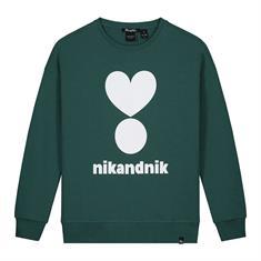 Nik & nik g Valerie sweater 7009 Groen
