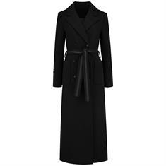 Nikkie Adine coat 9000 Zwart