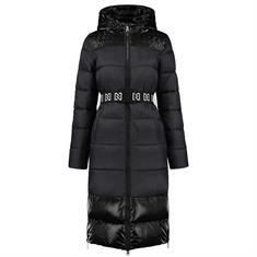 Nikkie Anna puffer coat 9000 Zwart