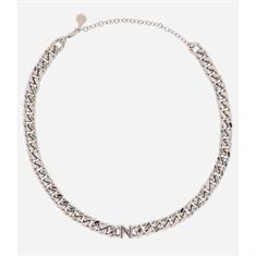 Nikkie Chain necklace 1003 Zilver