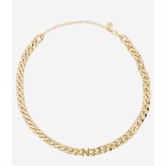 Nikkie Chain necklace 1004 Goud
