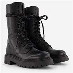 Nikkie Dewie boots Zwart