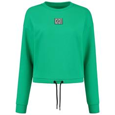 Nikkie Drawstring sweater 6966 Groen