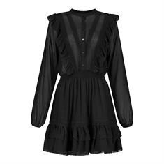 Nikkie Fifi dress 9000 Zwart