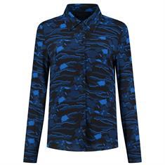 Nikkie Kate Rabecca blouse 9096 Zwart dessin