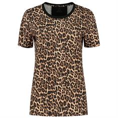 Nikkie Leopard big logo t-shirt 7899 Leopard
