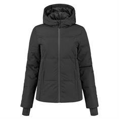 Nikkie logo ski jacket Zwart