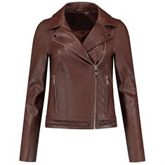 Nikkie Marlin jacket 5019 Donkerbruin