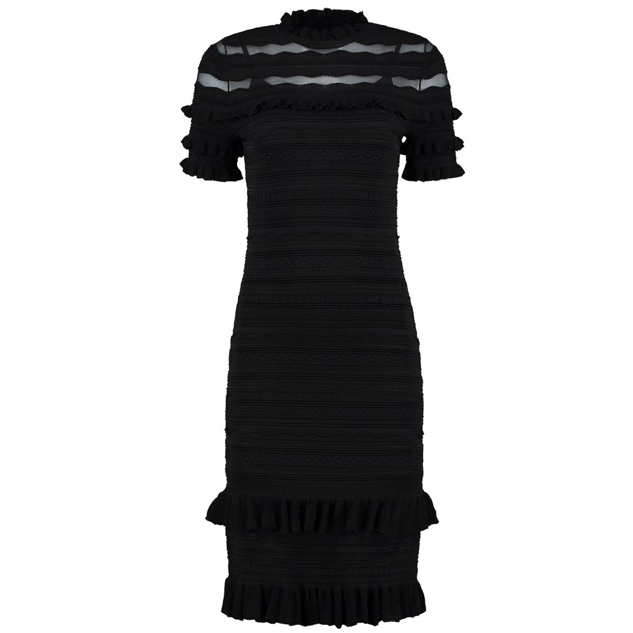 096 Zwart Nikkie N 1902 Irma Jurken Mode Dames 7 VGpLqSzMU