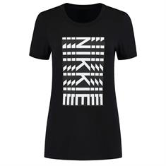Nikkie New nikkie t-shirt 9000 Zwart