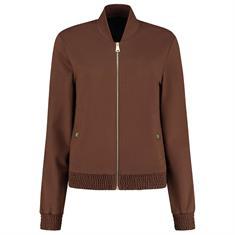 Nikkie Punta classic jacket 5019 Donkerbruin