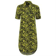 Nikkie Snakey blouse 6963 Groen
