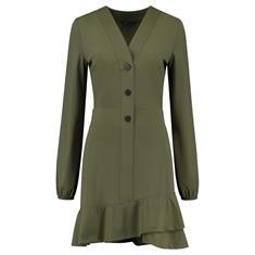 Nikkie Suzy warrior dress 7001 Army